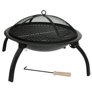 "Fire Sense 22"" Folding Fire Pit at Kmart.com"