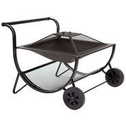 Fire Sense Cart Fire Pit at Sears.com