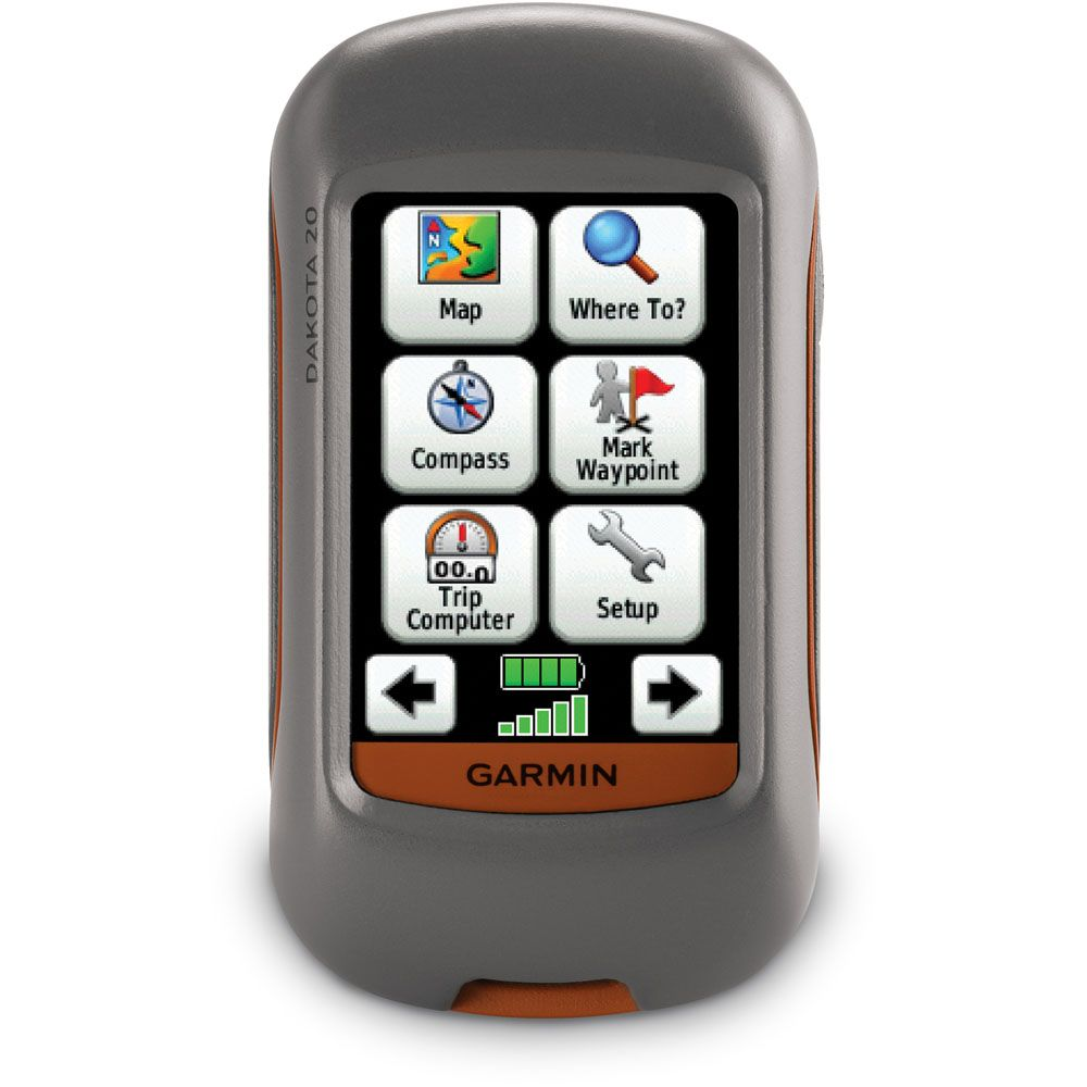 DAKOTA 20 20 Hr. Outdoor GPS with Compass &
