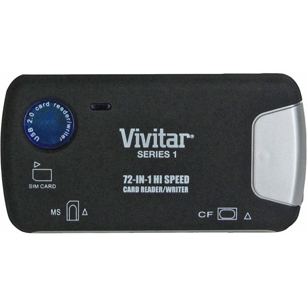 Vivitar  72-in1 Memory Card and Sim Card