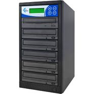 EZ Dupe 5-Target DVD/CD Duplicator with Lightscribe Technology - LSLGNB5 at Kmart.com