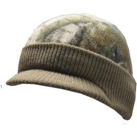 Quiet Wear Knit & Fleece Visor Cap at Kmart.com