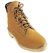 DieHard Men's 6 inch  Nubuck Work Boot - Wide Width Avail - Tan at Sears.com