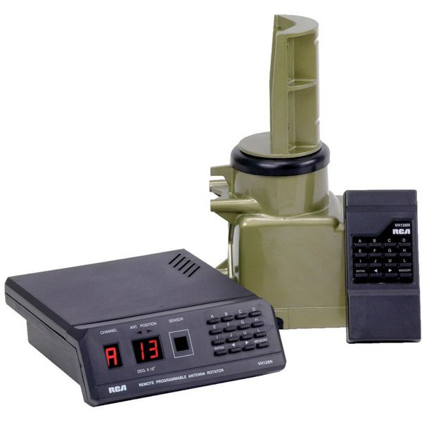 RCA  Antenna Rotator with IR Remote Control