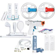 dreamGEAR 20 In 1 Mega Deal Plus for Nintendo Wii™ - White - DGWII-1277 at Kmart.com