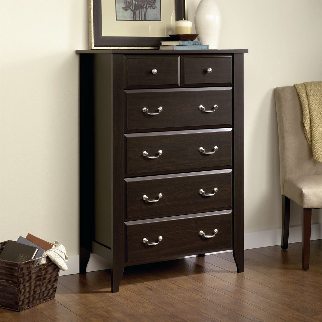 Bedroom Dresser 5-Drawer Chest