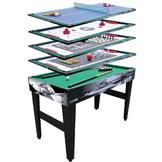 Medal Sports 48in 12-in-1 Multi Game Table at mygofer.com