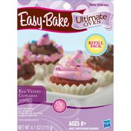 EASY-BAKE® Ultimate Oven – Red Velvet Cupcakes Mix at Kmart.com
