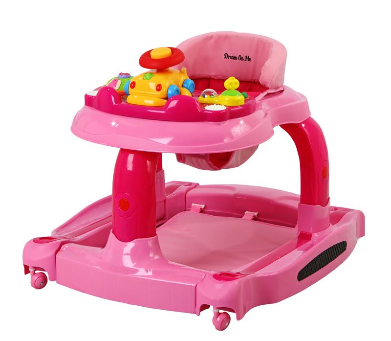 2 in 1 Baby Tunes Musical Activity Walker &