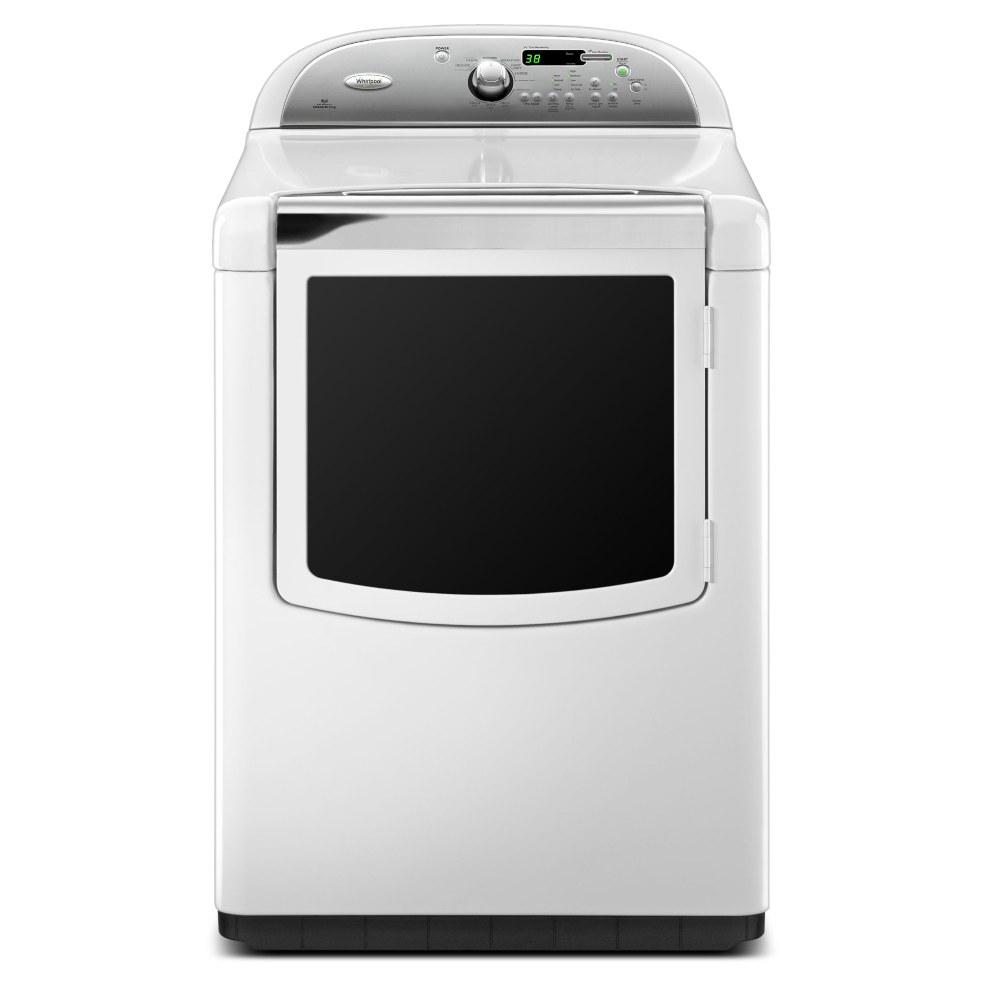 7.6 cu. ft. Cabrio® Platinum Steam