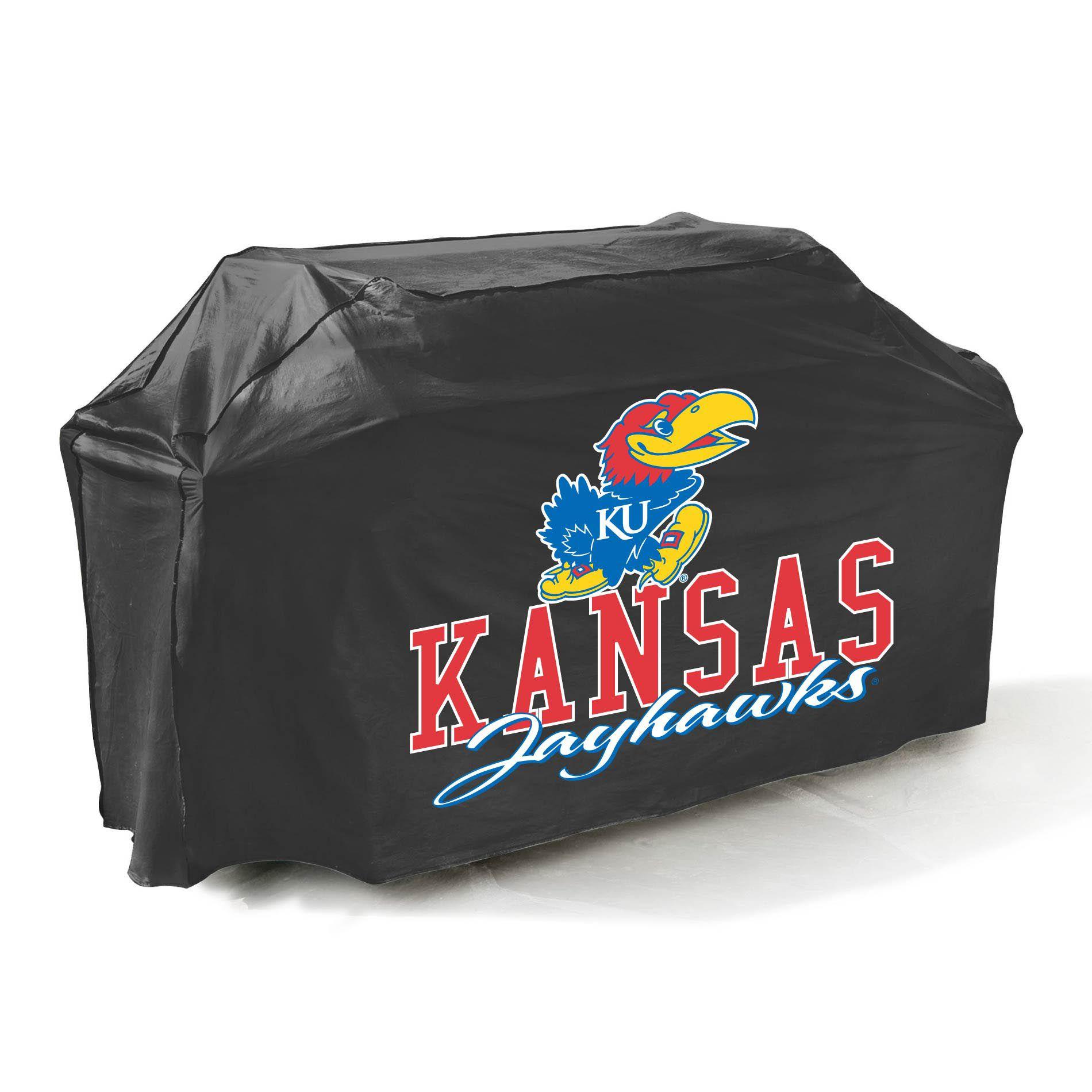 Mr. Bar-B-Q Kansas Jayhawks 65-inch Gas Grill Cover