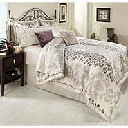 Jaclyn Smith Bliss Comforter Set at Sears.com