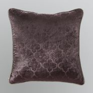 Jaclyn Smith Traditions Bliss Pressed Velvet Pillow at Kmart.com