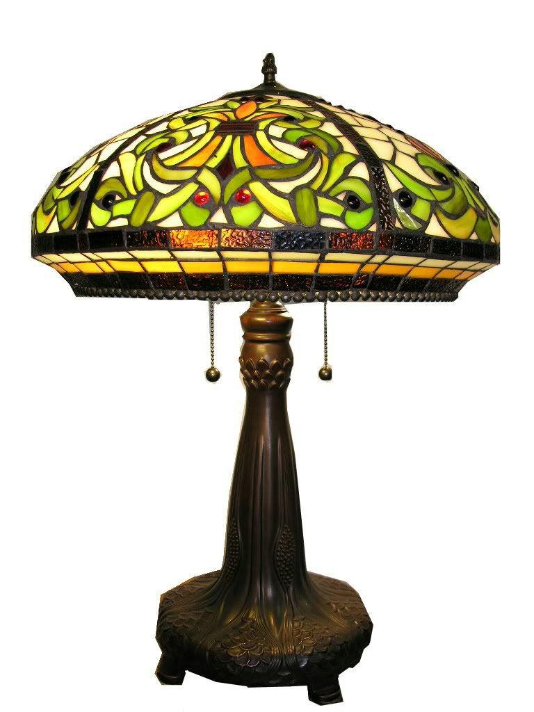 Warehouse of Tiffany Tiffany Style Classic Table lamp