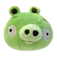 Angry Birds Plush With Sound 12IN - Green Piglet at Kmart.com
