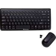 Verbatim MINI WIRELESS SLIM KEYBOARD W/ MOUSE at Kmart.com