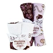 Trend Lab Rodeo Princess Bib & Burp Cloth Set at Kmart.com