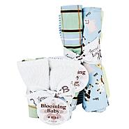 Trend Lab Baby Barnyard Bib & Burp Cloth Set at Kmart.com