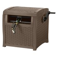 Suncast 225' Resin Wicker Hideaway Hose Reel at Sears.com