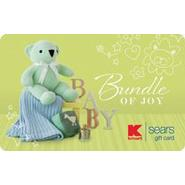 Bundle of Joy Gift Card at Kmart.com