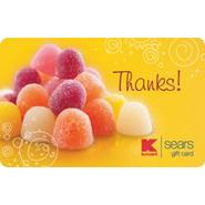 K-mart Sugardrop Thank You Gift Card at Kmart.com