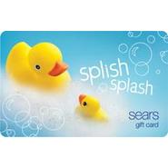 Splish Splash Rubber Ducks Gift Card at Kmart.com
