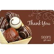 Thank You Chocolates Gift Card at Sears.com