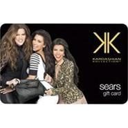 Kardashian Kollection Gift Card at Sears.com