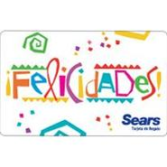 Feliciades eGift Card at Sears.com