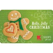 Holly Jolly Gingerbread eGift Card at Kmart.com