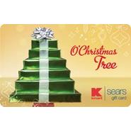 O' Christmas Tree eGift Card at Kmart.com