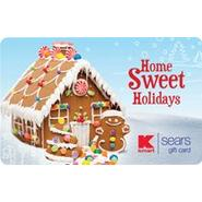 Home Sweet Holidays eGift Card at Kmart.com