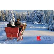 Winter Wonderland eGift Card at Kmart.com