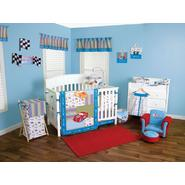 NASCAR - 3 pc Crib Bedding Set & Crib Sheet Bundle at Sears.com
