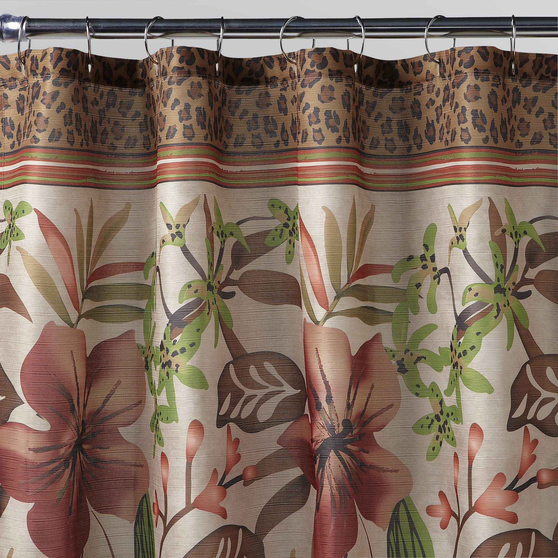 Essential Home  Lanai Shower Curtain