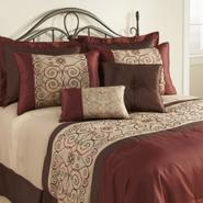 The Great Find Firenzia 8-Piece Comforter Set at Kmart.com