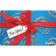 Blue/Silver Swirls eGift Card at Sears.com