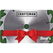 Craftsman Saw eGift Card at Sears.com