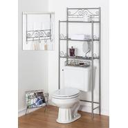 The Great Find 4 PC SCROLL SET  SATIN NICKEL FINISH at Kmart.com