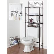 The Great Find 4pc Scroll Bath Set- Rubbed Bronze at Kmart.com