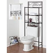 The Great Find 4pc Scroll Bath Set- Rubbed Bronze at Sears.com