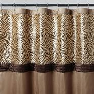Lush Decor Serengeti Tan Shower Curtain at Kmart.com