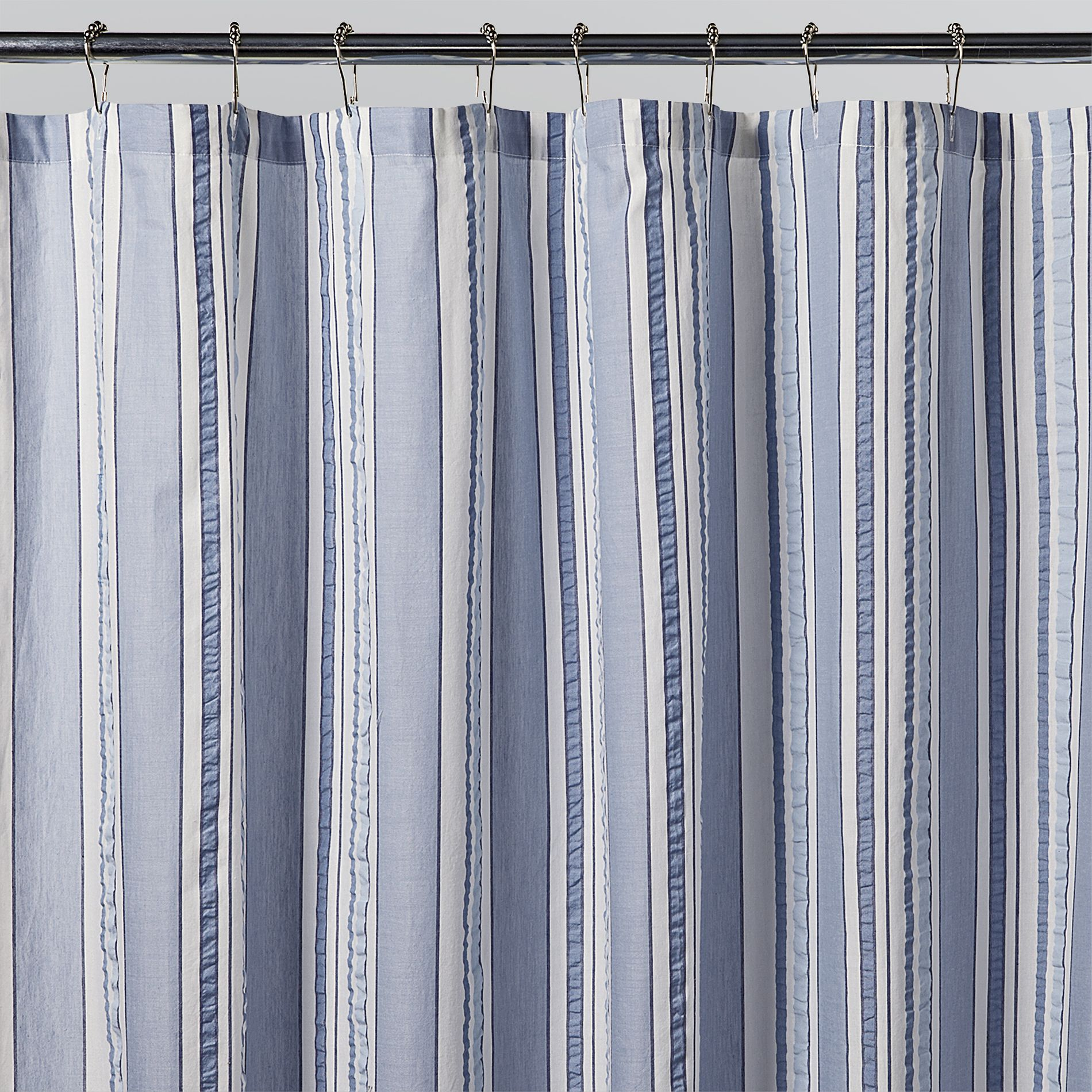 Home Solutions Nantucket Shower Curtain