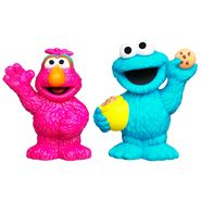 Sesame Street ® PLAYSKOOL® Cookie Monster & Telly Figures at Kmart.com
