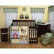 Trend-Lab Baby Barnyard 4pc Crib Set at Sears.com