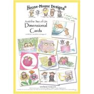 House-Mouse Designs House Mouse Designs Dimensional Card Sheets, Just the Two of Us at Kmart.com