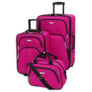Forecast FIJI Collection Magenta 3PC SET at Sears.com