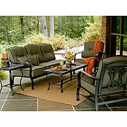 La-Z-Boy Outdoor Aubree 5pc Seating Set Bundle at Sears.com