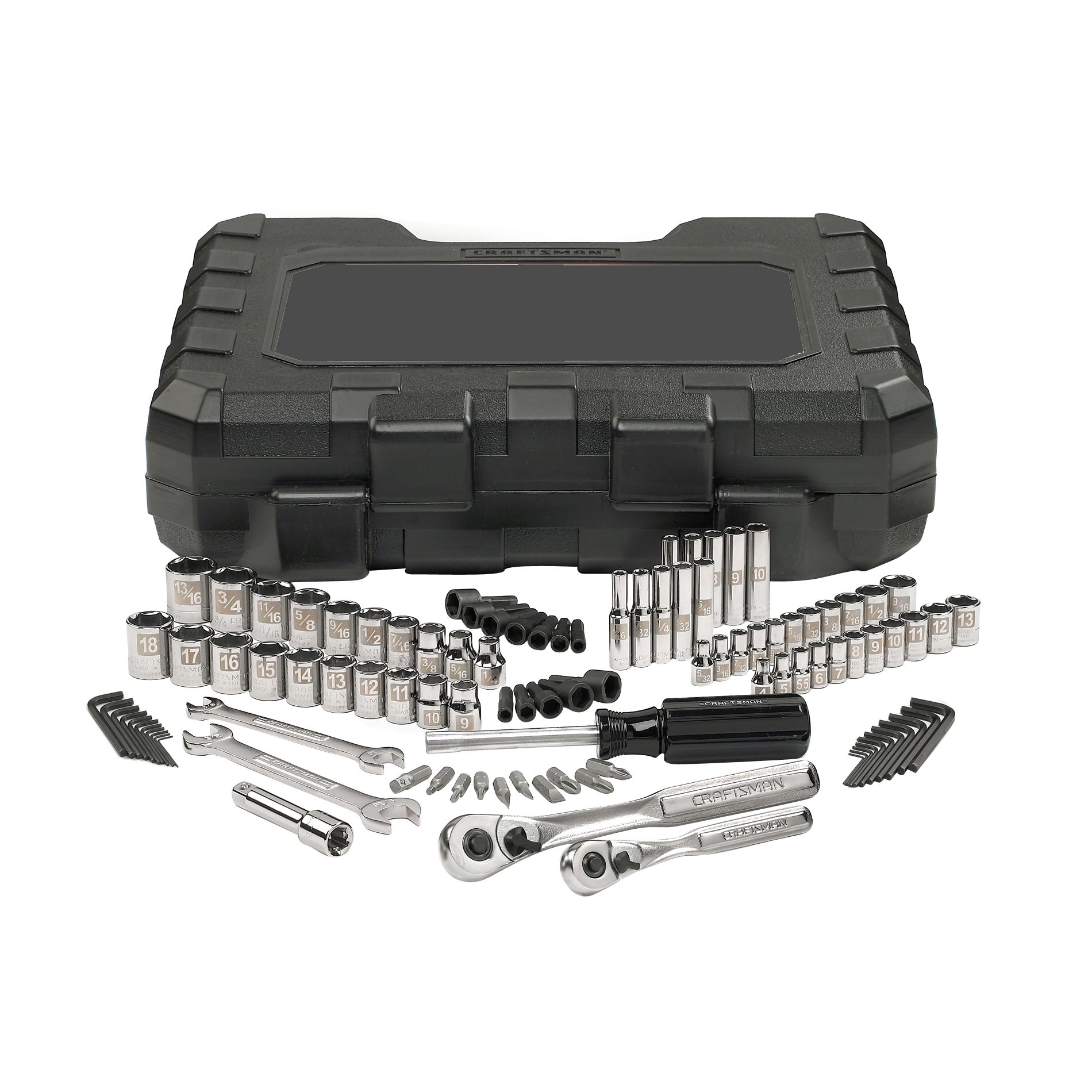 102 pc. Mechanic's Tool Set