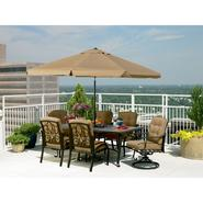La-Z-Boy Outdoor Caitlyn 7pc Dining Set Bundle        ...